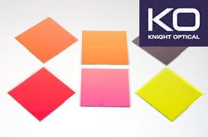 Dichroic Hot Mirrors for UV & IR Sensitive Systems