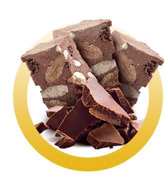 NOUGAT CHOCOLAT - Nougat artisanal au chocolat