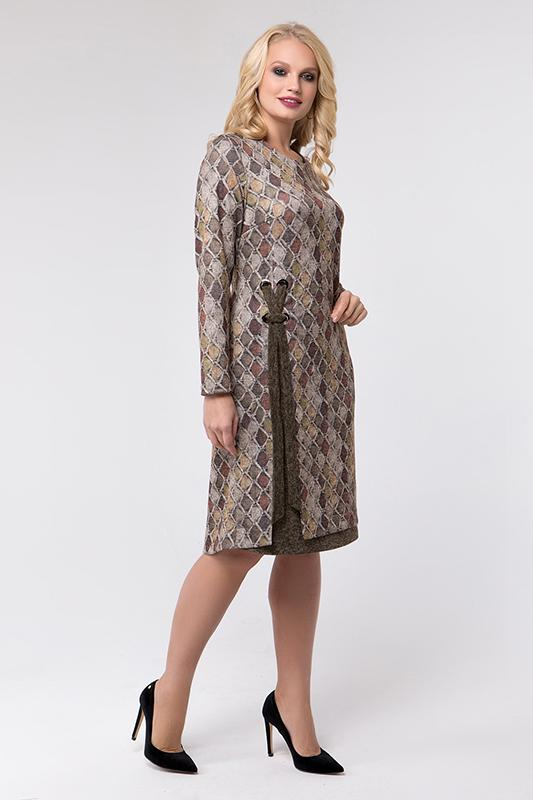 Платье Ксения - Артикул  1276-3