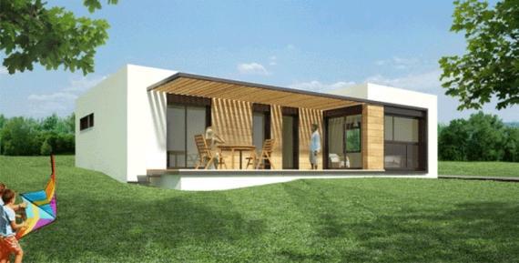 Fabricamos todo tipo de casas prefabricadas casas estilo for Casas modulares minimalistas