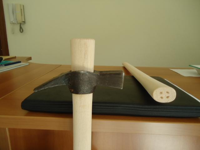 manico per carpentiere -
