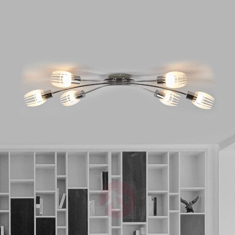 Decorative LED ceiling lamp Alexis - Ceiling Lights