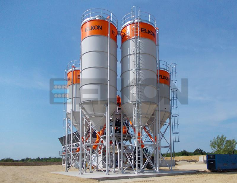 Cement Silos - CEMENT SILOS AND CEMENT DELIVERY SYSTEMS