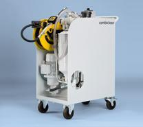 Mobile fluid systems - combiclean fluidstation CF3
