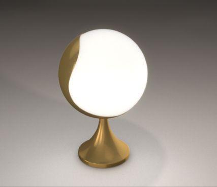 Lampe design pivotante - Modèle 936 GM