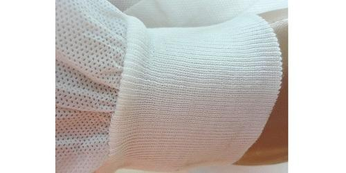 Bata blanca de laboratorio -