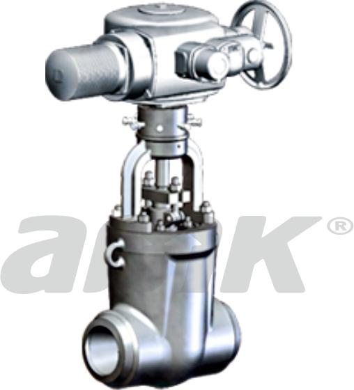 Gate valve medium papameters - ANSI ASME ASTM DIN Standarts