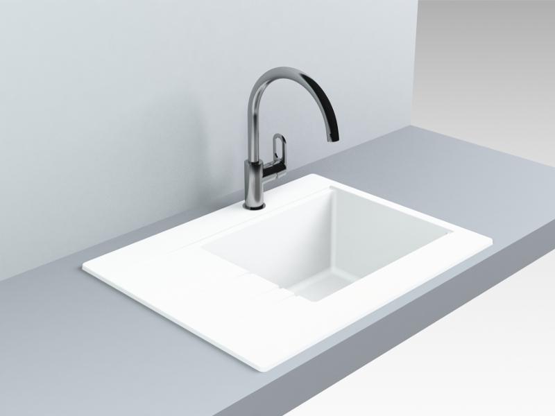 Kitchen sink - Bodrum 650