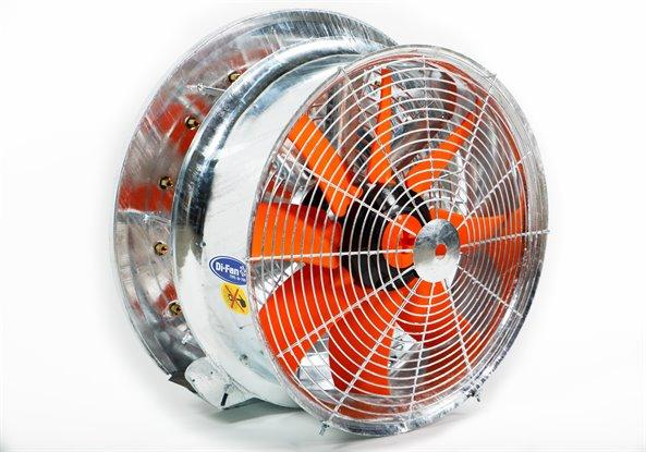 PROPELLER FANS - Ability and flexibility to modify creating any kind of combination