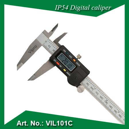 Electronic caliper(4 buttons) - MEASURING INSTRUMENTS