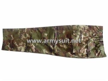 Italian Vegetata Camo BDU Uniform - PNS1025