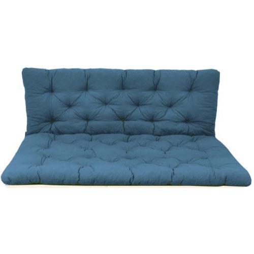 Sofa Mattress Palma Pallete Cushion Red 140x120x8 Cm