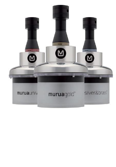 MURUA GOLD-SILVER&BRASS -