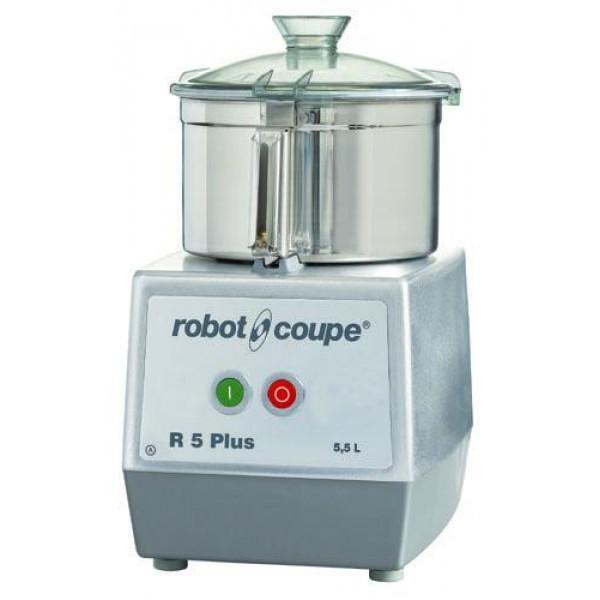 Cutters de table - R 5 Plus Monophasé - Cutter de table - ROBOT COUPE