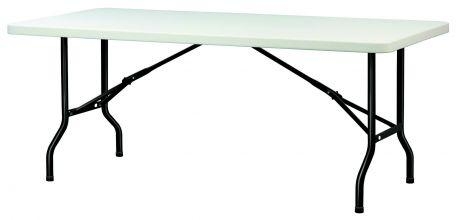 Table Polypro 183 X 76 Cm - Tables De Collectivités