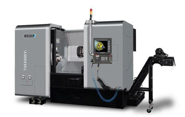 Multi-Axis-Lathe - TMX 8 MYi - The ideal machine for machining complete medium-sized parts in one set-up