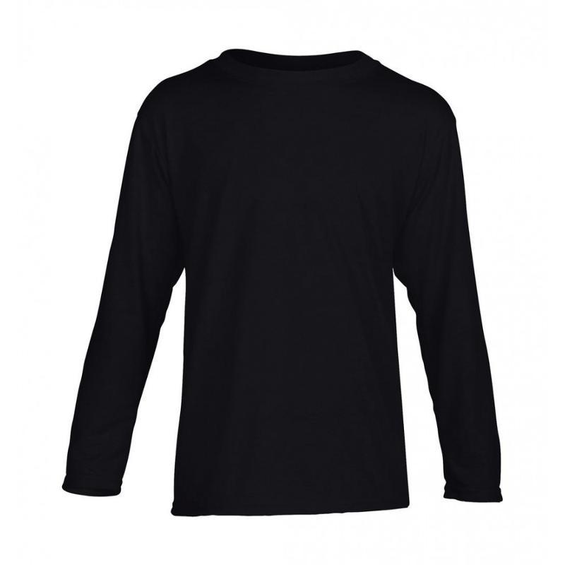 Tee-shirt Gildan S-L - Hauts manches longues