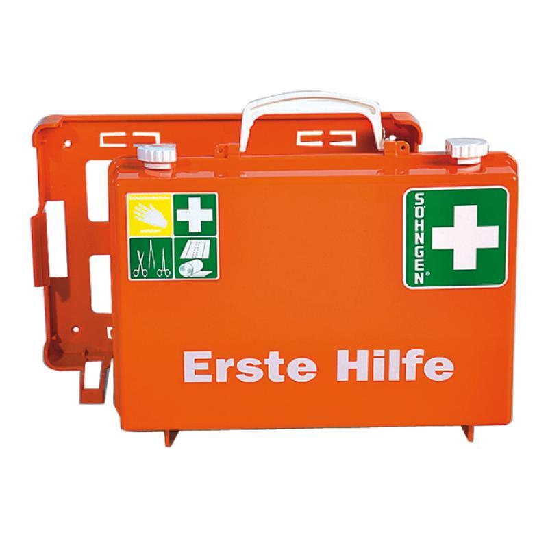Erste-Hilfe-Koffer SN-CD, Inhalt entspricht DIN 13 - Verbandskästen & Schränke