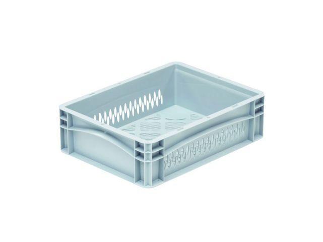 Stapelbehälter: Base 4312 2 OG - Stapelbehälter: Base 4312 2 OG, 400 x 300 x 120 mm