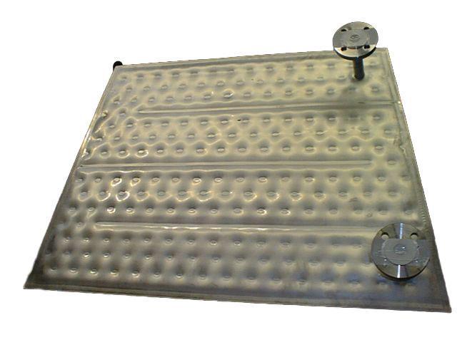Pillow plate heat exchanger - Heat Exchangers