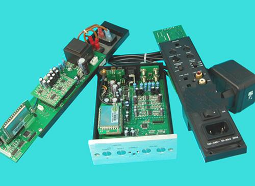 Amplifier (Semi-finished products) - Electronic Products