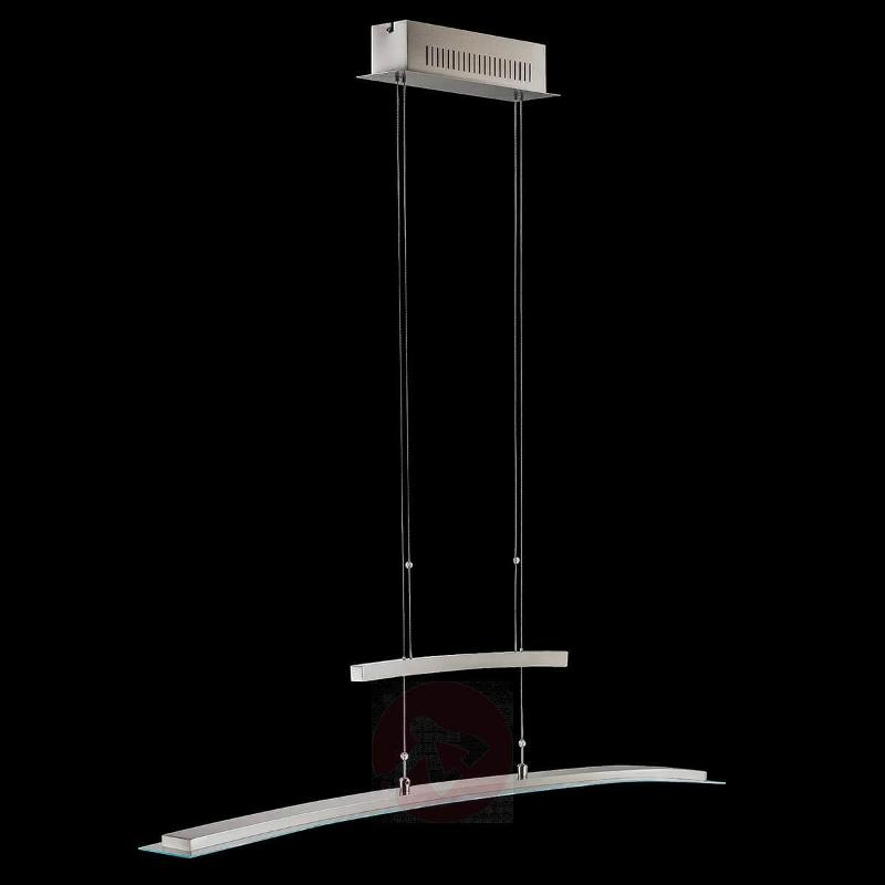 Height-adjustable LED hanging light Shine - Pendant Lighting