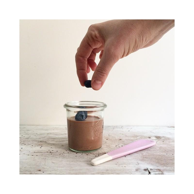 6 Bocaux en verre WECK 140 ml sans couvercle ni joint (diam. 60 mm) - Accueil