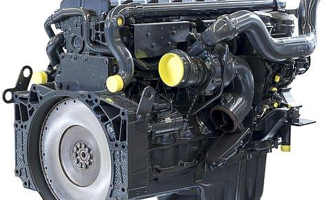 Replacement engines - Diesel engine technology