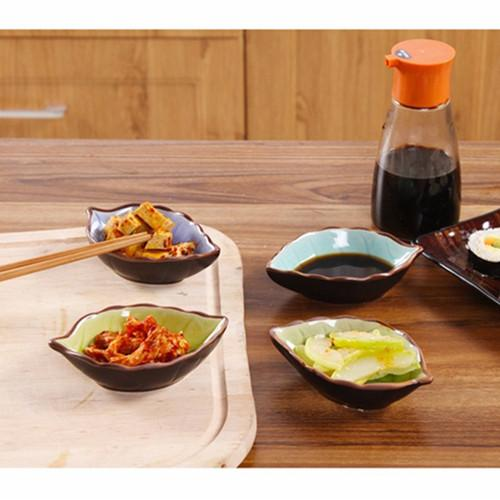 Chinese cheap porcelain dish - Housewares Fluted Soy Sauce Dish