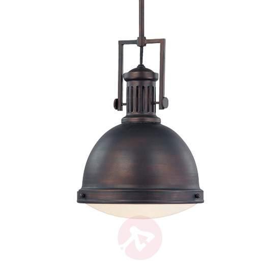 Izar - a height-adjustable hanging light - Pendant Lighting