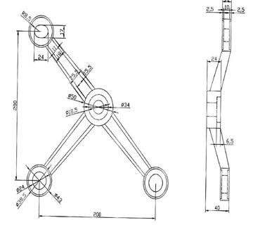 Spider Fitting - JSF-8330