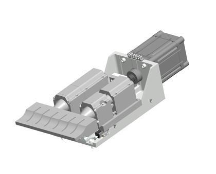 Ultrasonic actuators - VE TWINLINE