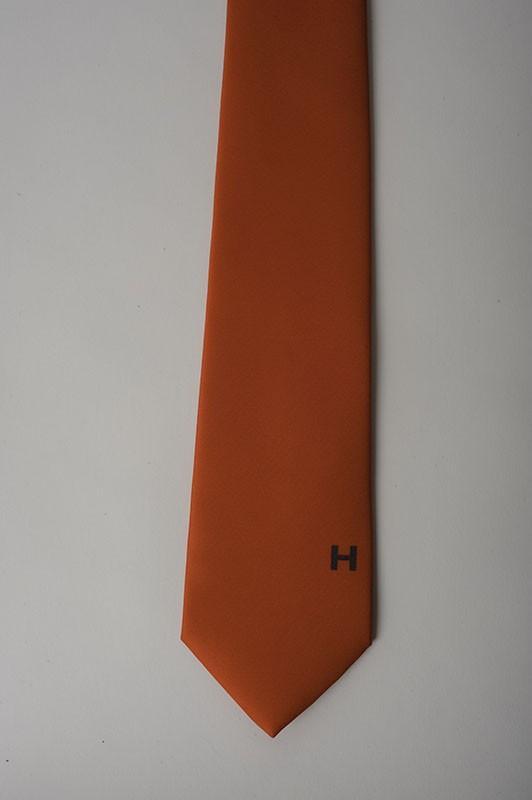 Cravate imprimée polyester