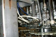 PTFE- Schmierstoff als Lager- und Transportkettenschmierung