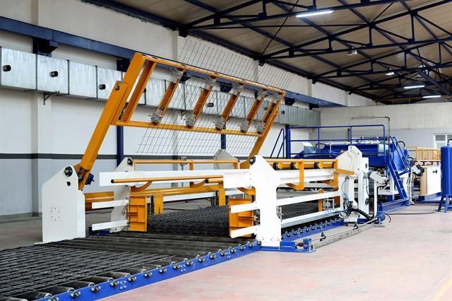 Meshweld wire mesh welding machine