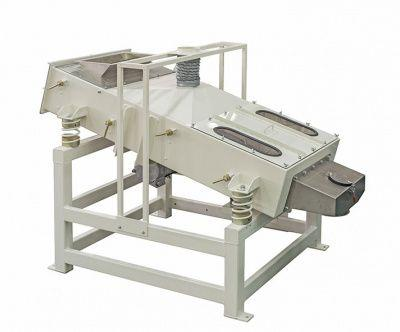 Vibrating screens - CONVEYING SYSTEMS