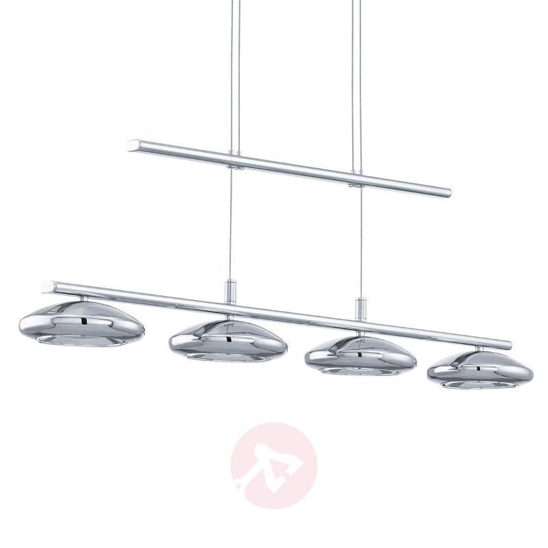 Tarugo Pendant Lamp with LED - 4 Lamp - Pendant Lighting