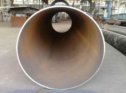 X46 PIPE IN CHILE - Steel Pipe