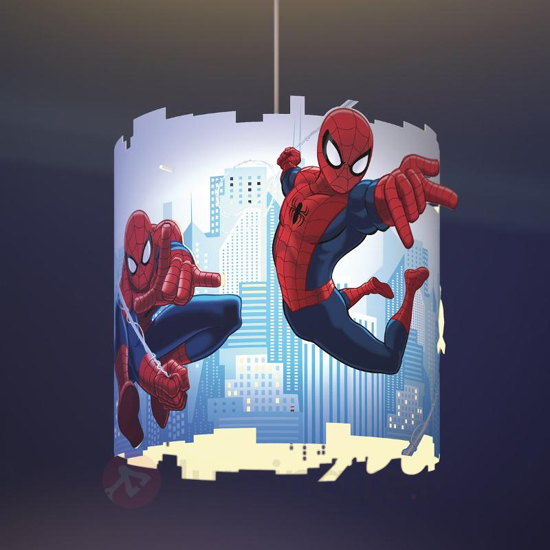 Suspension originale pour enfant Spiderman - Chambre d'enfant