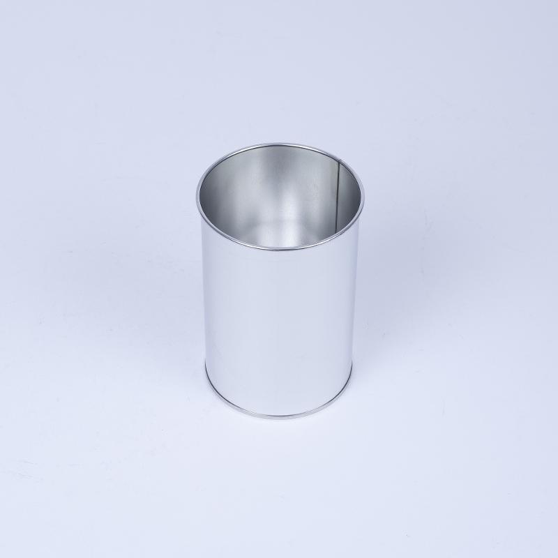 Eindrückdeckeldose 1.000ml, Höhe 151mm, Deckel mit Gummi - Artikelnummer 450000167300
