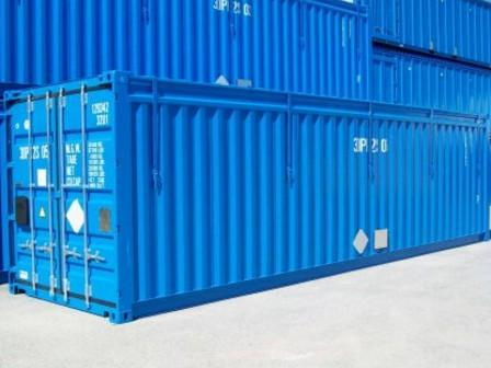 Hard Top Containers - Units are intended for the transportation and storage of contaminated materials