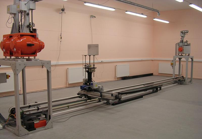 Установка дозиметрическая гамма-излучения УДГ-РМ9000 - Предназначена для автоматизированной поверки
