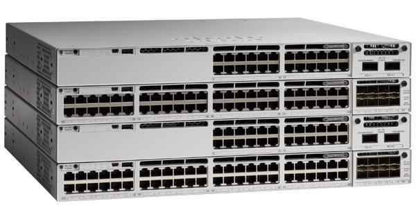 Cisco Catalyst Switches 9300 - Switches entreprise Cisco