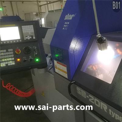 Titanium Stud, OEM Machine Parts -