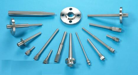Thermowell fittings  - Industrial fittings