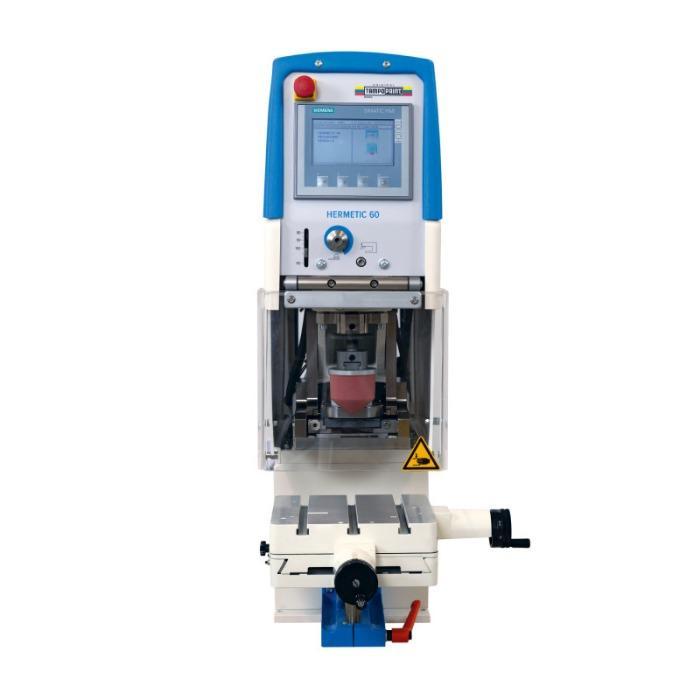HERMETIC Tampondruckmaschinenserie - Universelle Tampondruckmaschinenserie mit höchstem Bedienkomfort