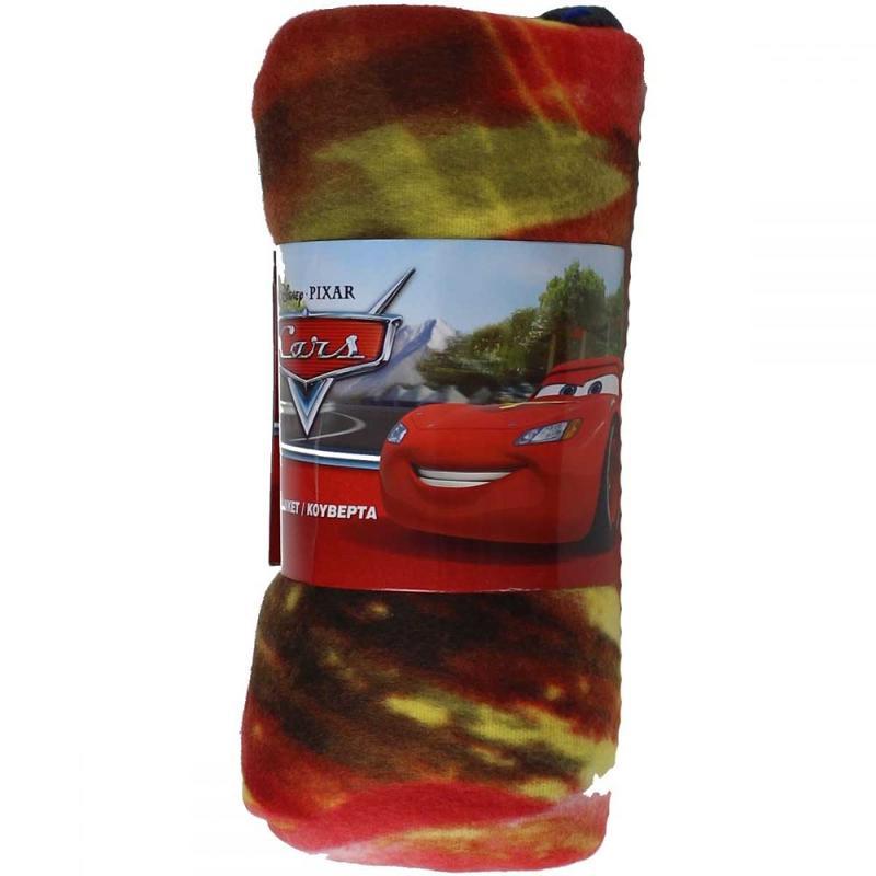 6x Couvertures polaires Cars 100x140 - Linge de maison