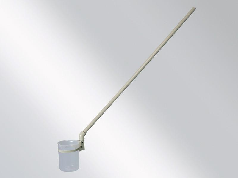 Chemistry scoop - Sampling device for effluents and water, PP
