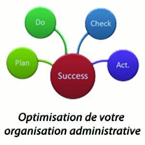 Optimisation de votre organisation administrative - Gagnez du temps... gagnez de l'argent