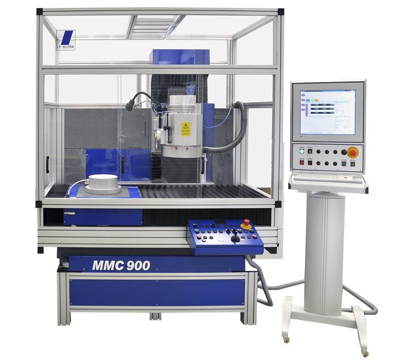 MMC 600-900 - Ultraprecision milling machine